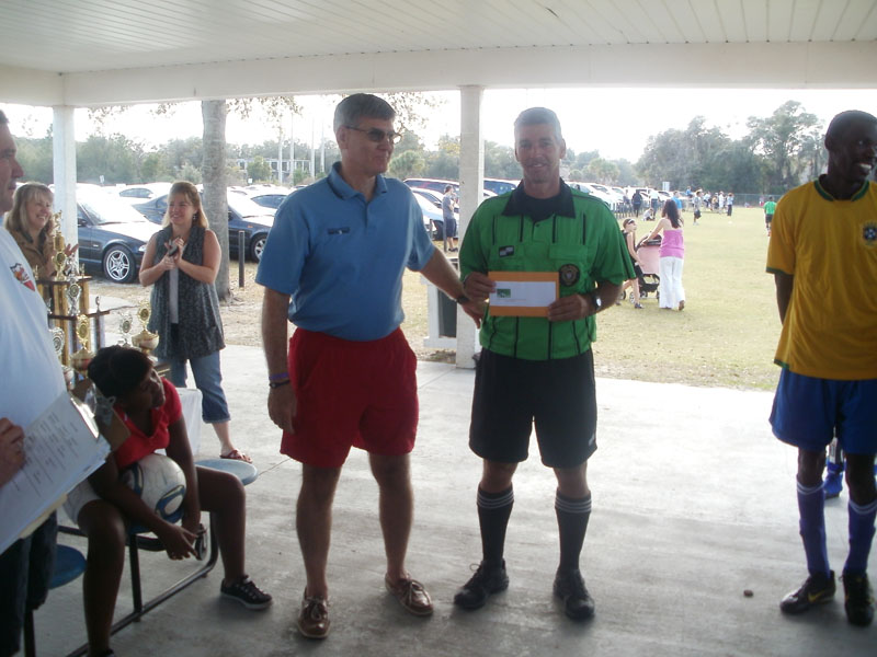 how to become a soccer referee in florida